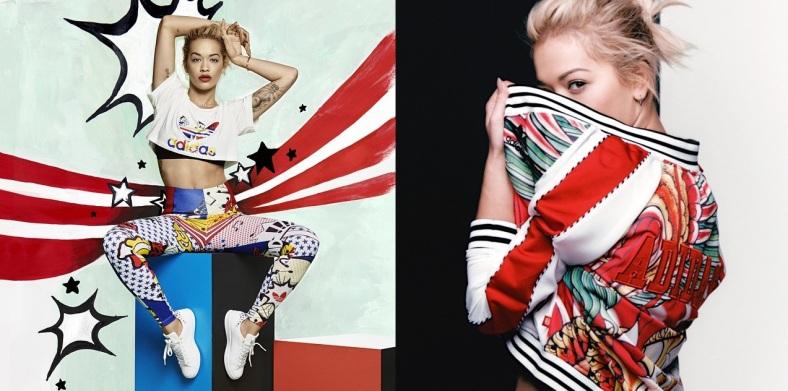 Adidas Originals x Rita Ora #unstoppable
