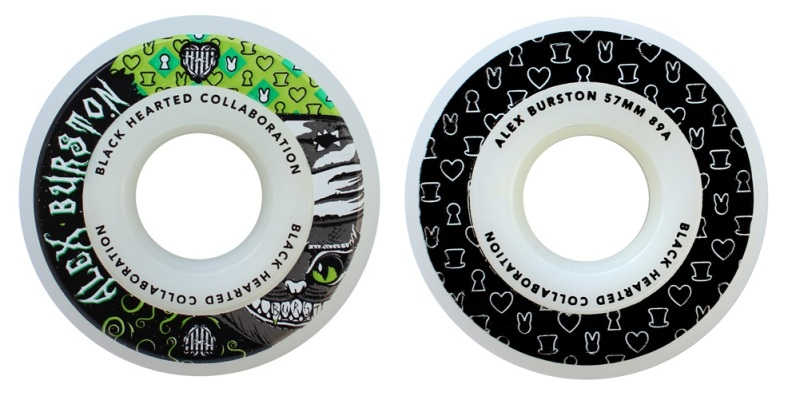 Alex Burston Pro Wheel