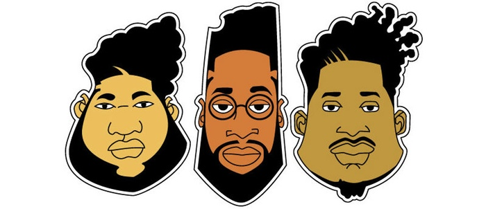 De La Soul Cartoon